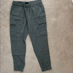 Jogger style utility pants